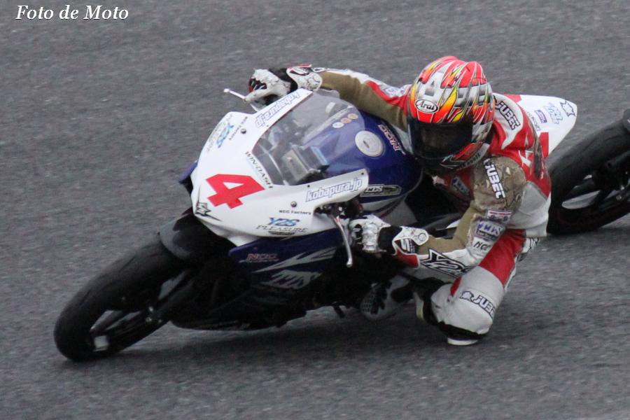 CBR250R #4 TTS+NCC+速心+Y2S  中村 敬司 Honda CBR250R