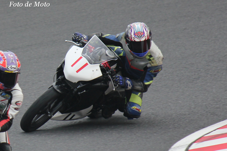 CBR250R #11 G-moment RT  原田 陽一 Honda CBR250R