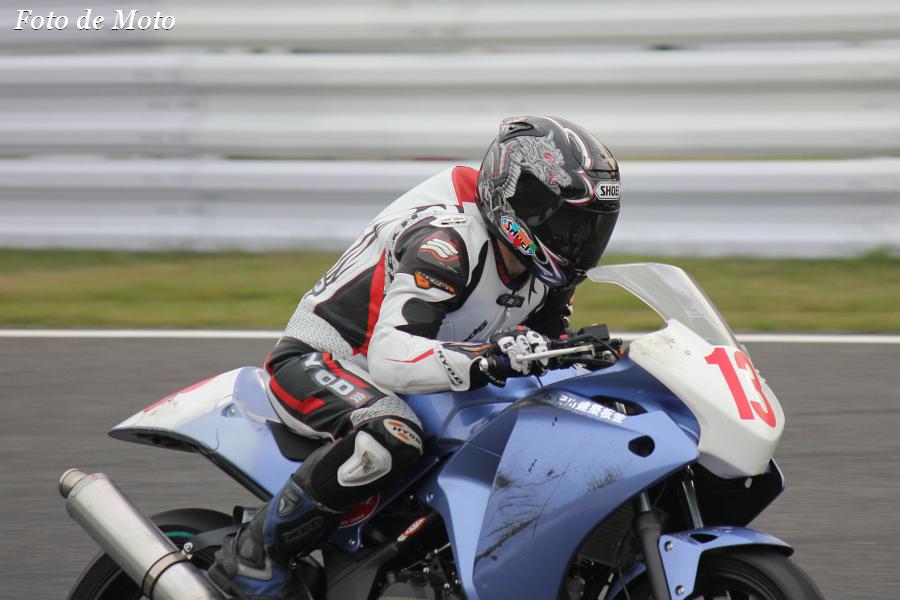 CBR250R #13 中川輪業競技車輌部 高橋 直樹 Honda CBR250R