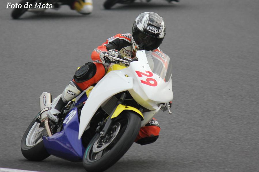 CBR250R #29 ラントリップ&kurodaya&TYK 中村 和悦 Honda CBR250R