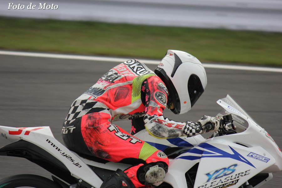 CBR250R #37 Y2S-PLEASURE RSC速心NCC TTS kurodaya 黒木 玲徳 Honda CBR250R