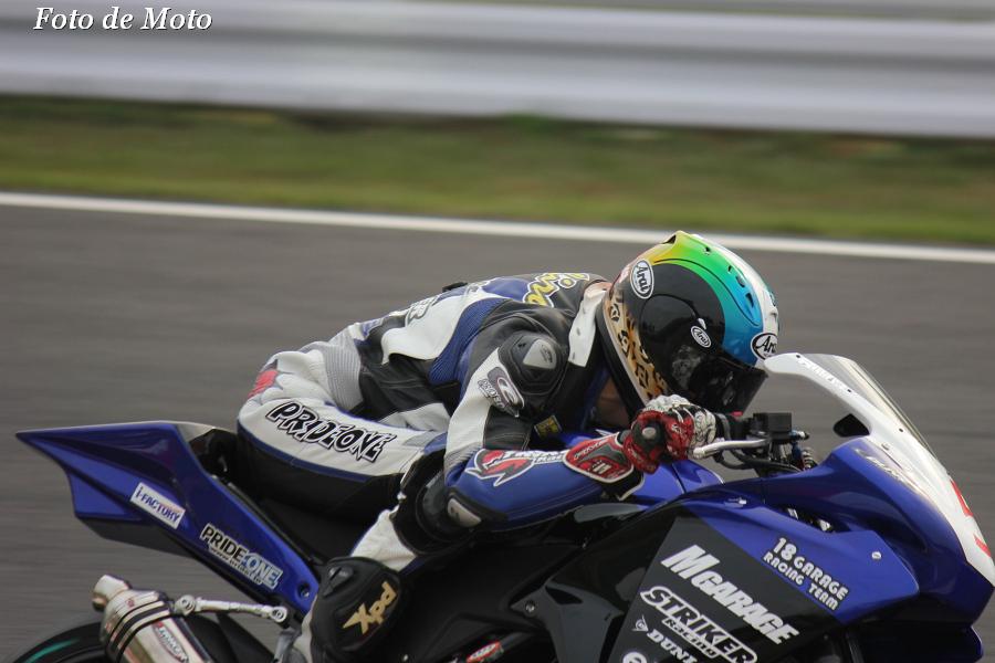 CBR250R #5 ストライカーレーシング&DLIVE 中沢 寿寛 Honda CBR250R
