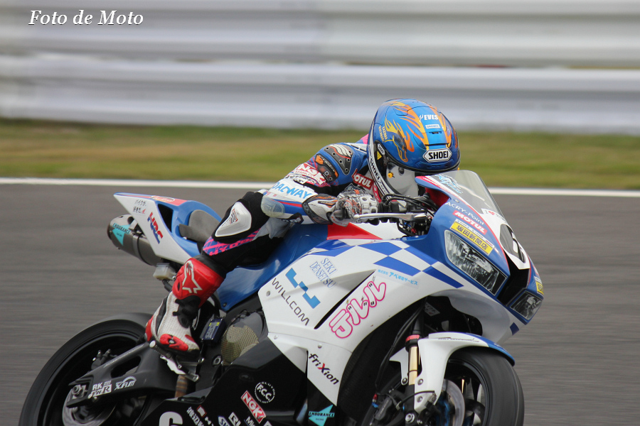 ST600 #6 KoharaRacing   渡辺 一馬 Watanabe Kazuma  Honda CBR600RR
