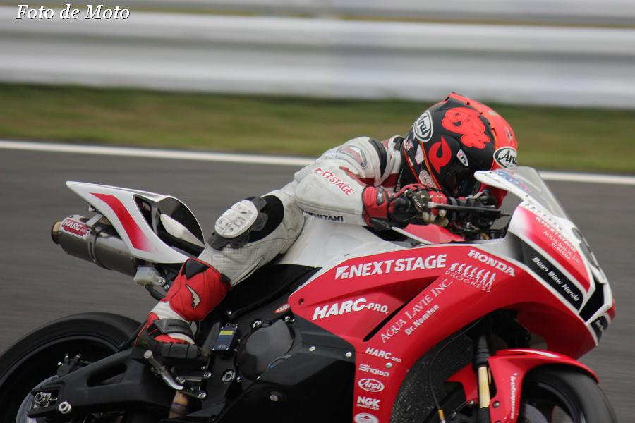 ST600 #8 NEXTSTAGE   小林 龍太 Kobayashi Ryuta Honda CBR600RR