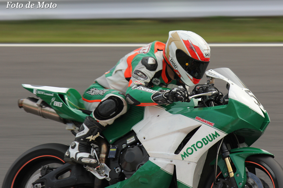 ST600 #50 MOTO BUM + SAI   松川 泰宏 Honda CBR600RR