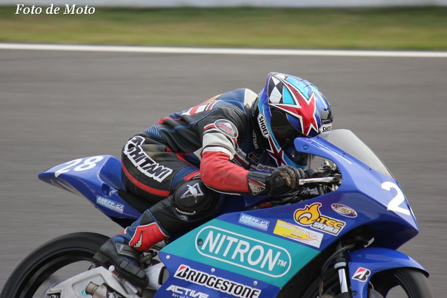 J-GP3 #28 オールスターモータースポーツ    三好 菜摘 Miyoshi Natsumi Honda NSF250R