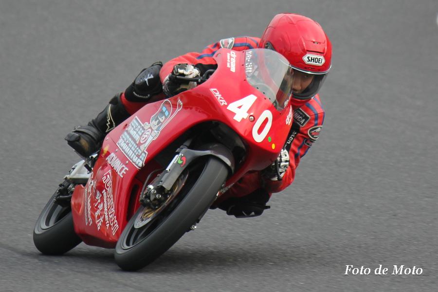 J-GP3 #40 TEAM TECHNICA   中山 翔太 Nakayama Shota Honda NSF250R