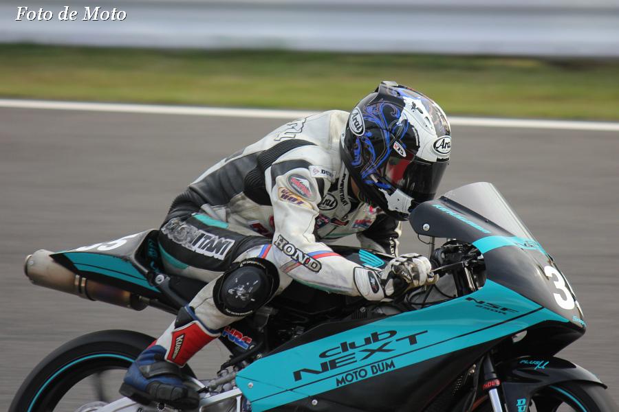 J-GP3 #35 CLUBNEXT&MOTOBUM  吉広 光 Honda NSF250R