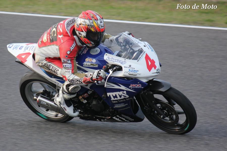 CBR250R #4  TTS-R+NCC+速心+Y2S 中村 敬司 Honda CBR250R