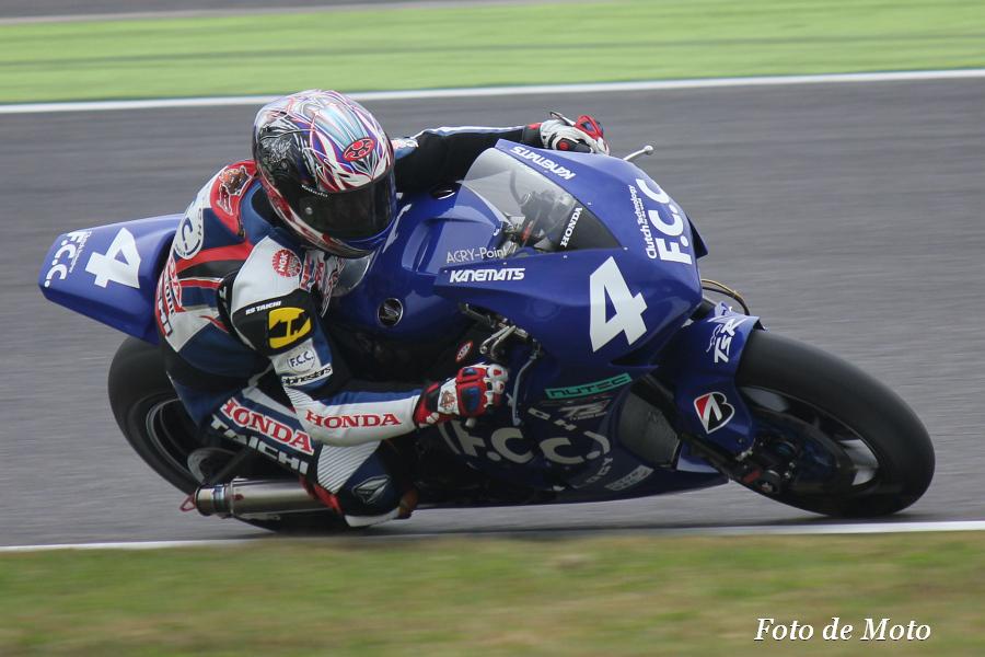 JSB1000 #4 F.C.C.TSR Honda  秋吉 耕佑 Akiyoshi Kosuke Honda CBR1000RR