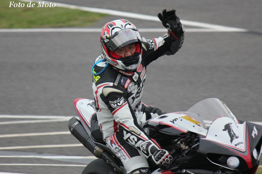 JSB1000 #1  ヤマハYSPレーシングチーム  中須賀 克行 Nakasuga Katsuyuki YAMAHA YZF-R1