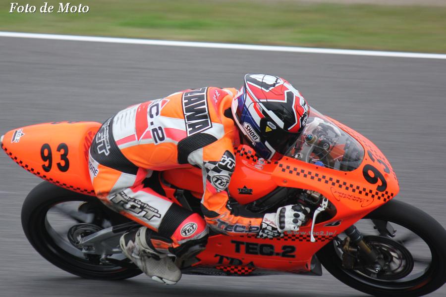 J-GP3 #93 TEAM TEC2 & TDA    赤澤 隆生 Akazawa Takao TEC2 TEC2-12