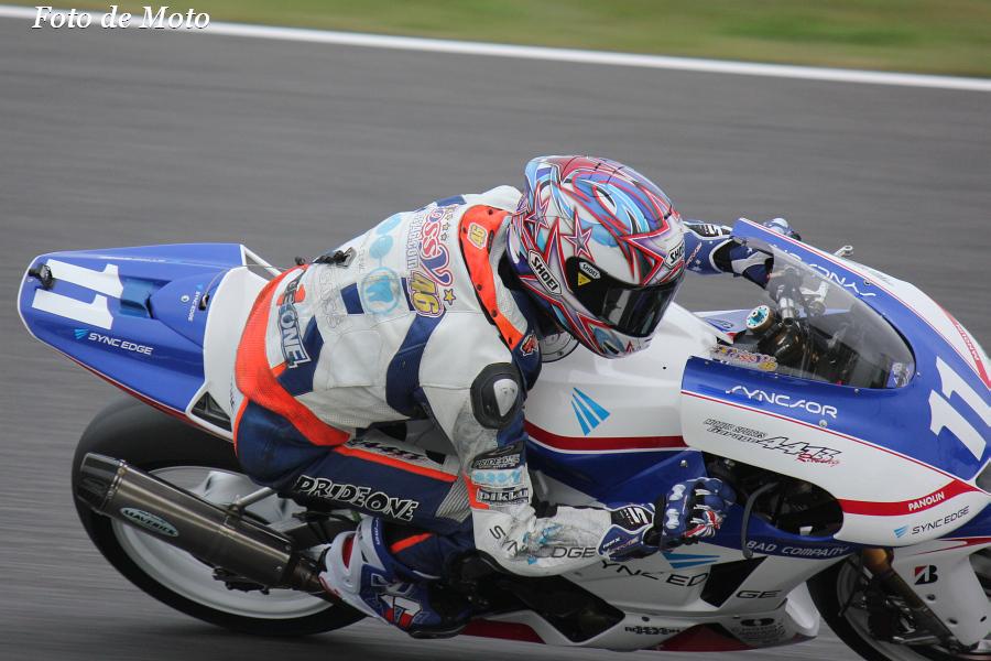 J-GP2 #11 SYNCEDGE 4413 Racing   星野 知也 Hoshino Tomoya Honda CBR600RR HP6