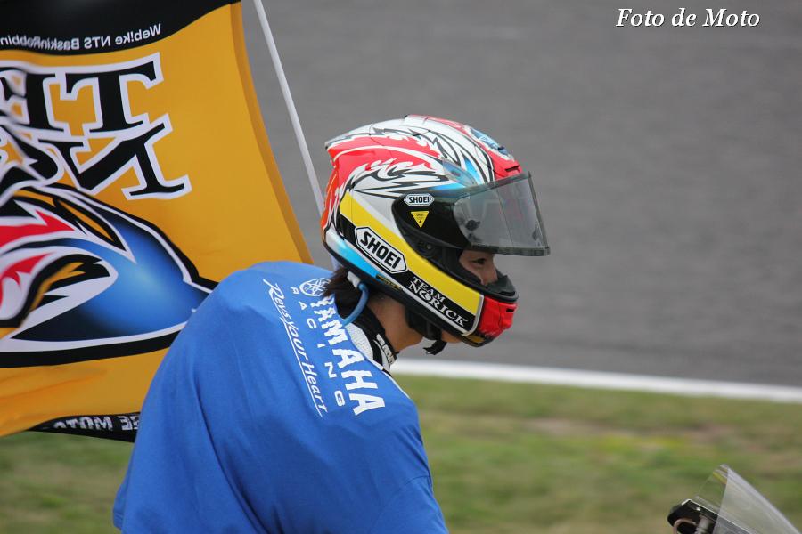 J-GP2 #31 ウェビック チームノリック ヤマハ  野左根 航汰 YAMAHA YZW-N6