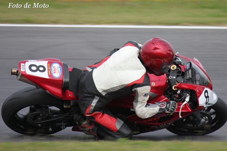 ST600 #8 HIGEZI&ZATO 山口 茂孝 Honda CBR600RR