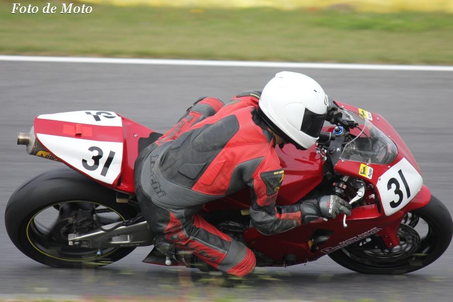 ST600 #31 Pentagram 川添 誠 Honda CBR600RR