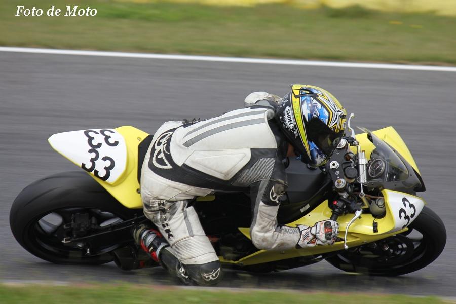 ST600 #33 虎の穴 山上 尚宏 Yamaha YZF-R6