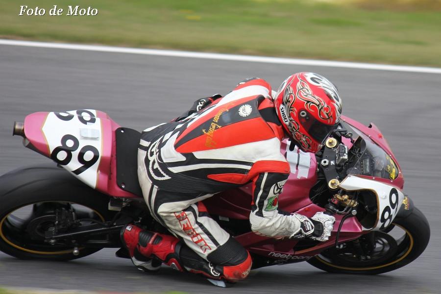ST600 #89 駄目人間倶楽部 川口 博之 Honda CBR600RR