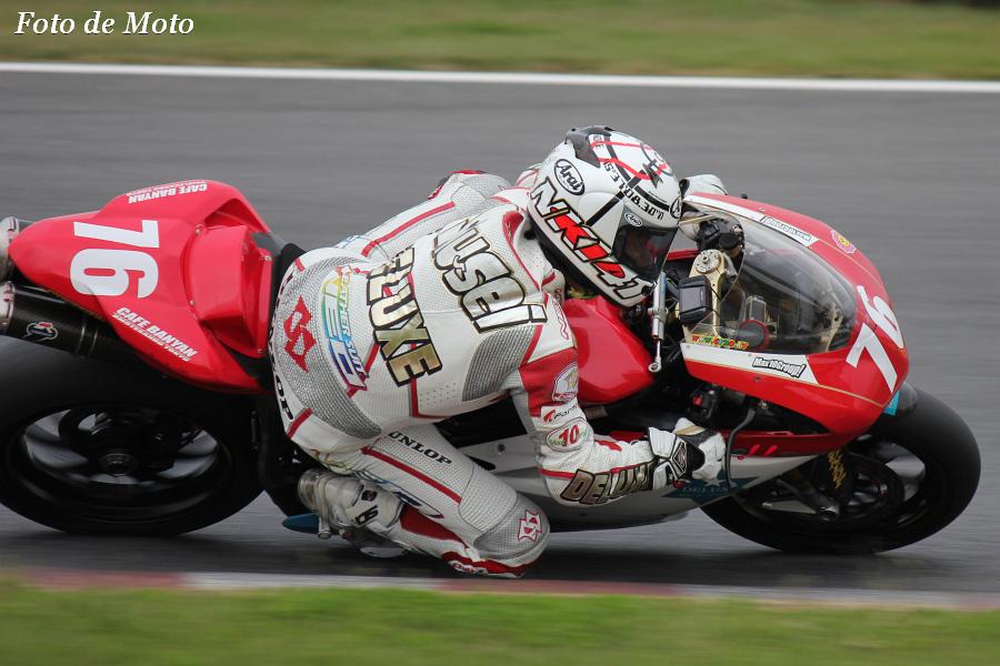 JSB1000 #76 Deluxe RT 岡田 しゅうせい Ducati 1098R
