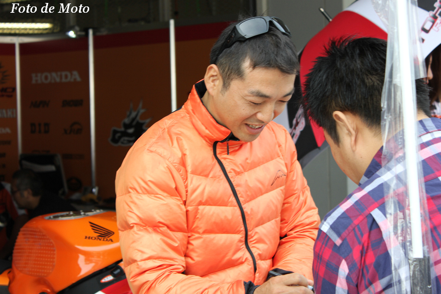 JSB1000 #104 TOHO Racing with MORIWAKI  山口 辰也 Honda CBR1000RR