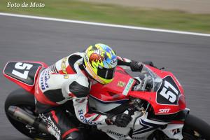 JSB1000 #57 Honda鈴鹿レーシングチーム   北口 浩二 Honda CBR1000RR