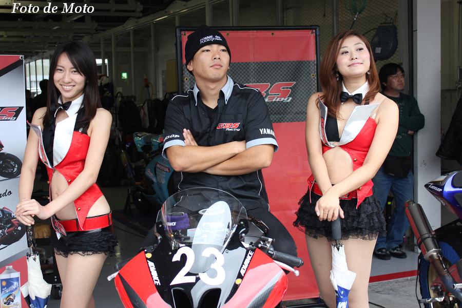ST600 #23 GBSレーシング   近藤 湧也 YAMAHA YZF-R6