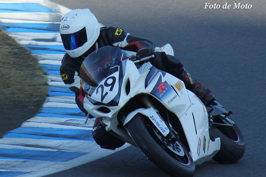 NEO PRODUCTION #29 リーンウィズRTがんばるず  神成 典之 土屋 正章 GSX-R1000/RSV4fac