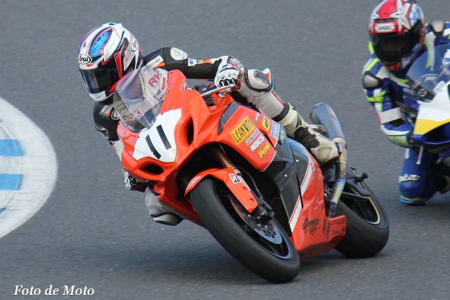 NEO PRODUCTION #11 リーンウィズRTシャー専用機 壁田 和也 相川 拓美 GSX-R1000