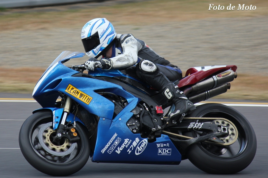 NEO PRODUCTION #22 リーンウィズRTブルーアタック 枝川 順一 服部 大輔 YZF-R1/GSX-R1000