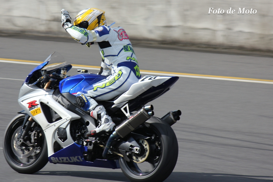 NEO PRODUCTION #24 星和自動車RT+リーンウィズ  柴沼 雄一 GSX-R1000