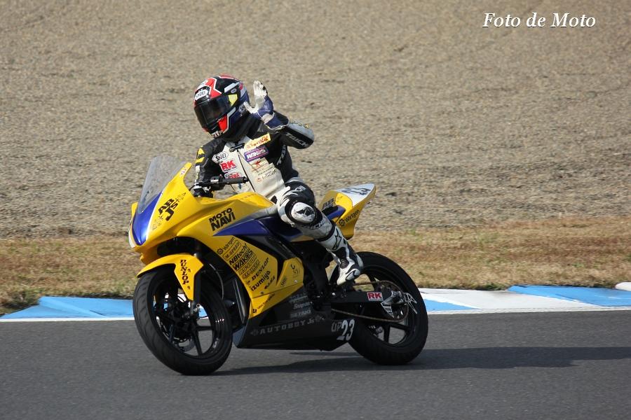 Ninja #23 オートボーイJ's#81 高崎 祐輔 亀山 敏 Ninja250R