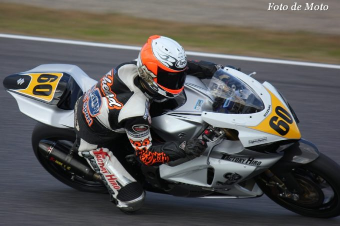 JSB1000 INT #60 Factory Hiro&LS.com 山下 剛 Suzuki GSX-R1000