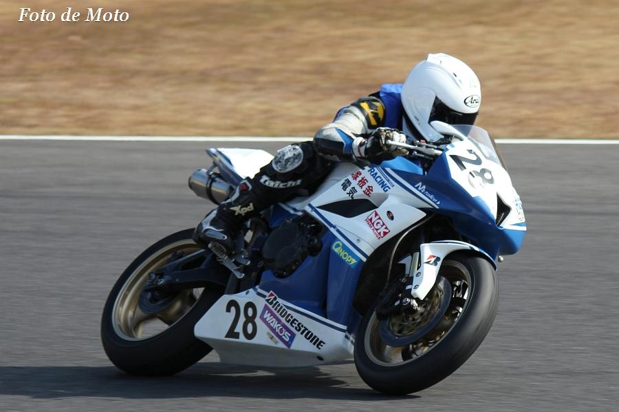 ST600 #28 ifレーシング&モトテックRS 村瀬 豊 ホンダCBR600RR