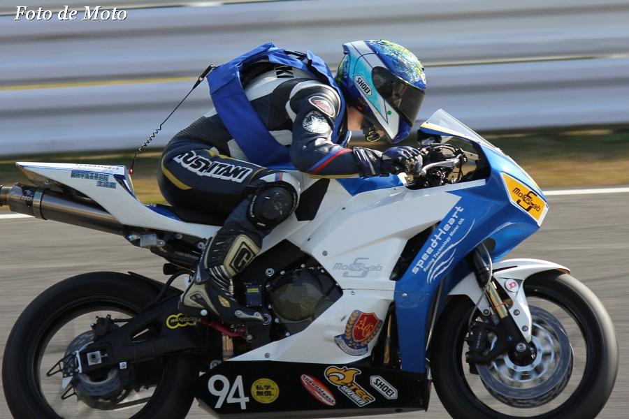 ST600 #94 CLUBモトラボEJ+Speed Heat 濱田 樹 ホンダCBR600RR