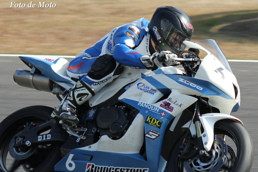ST600 #6 Link Well TEAM KOUWA 山本 陽大 ホンダCBR600RR