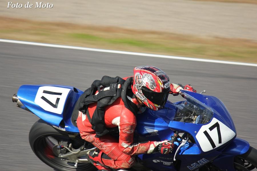 ST600 リバイバル #17 Team A-PLAN 下村 直人 ホンダCBR600RR