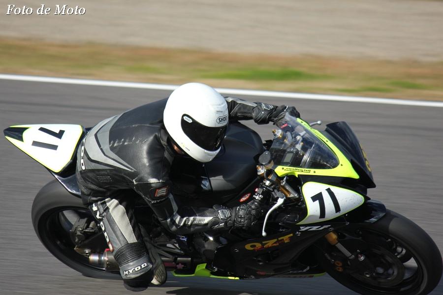 ST600 リバイバル #71 OZT racing 岡本 学 ヤマハYZF-R6