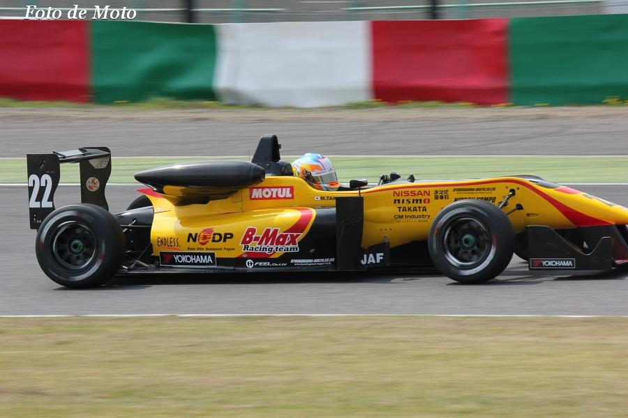 F3 #22 B-MAX NDDP F312  高星明誠 M.Takaboshi Dallara F312
