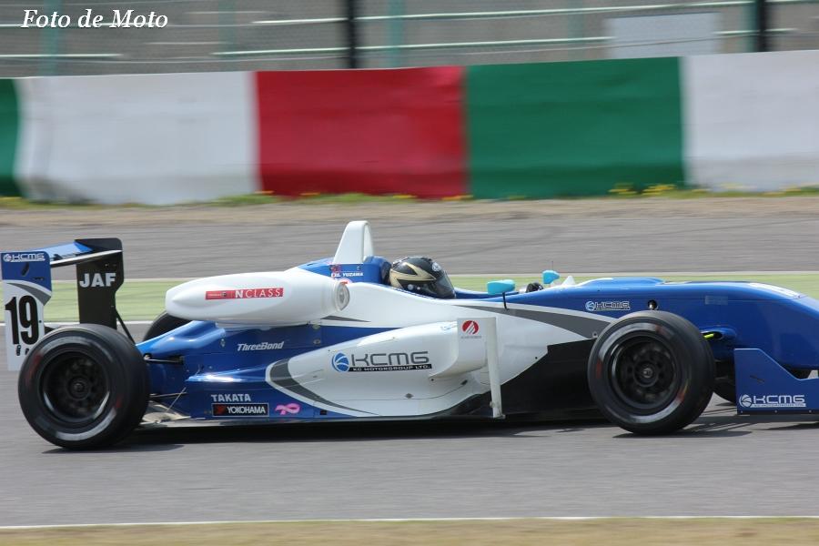 F3 #19  KCMG F308  湯澤 翔平 S.Yuzawa Dallara F308