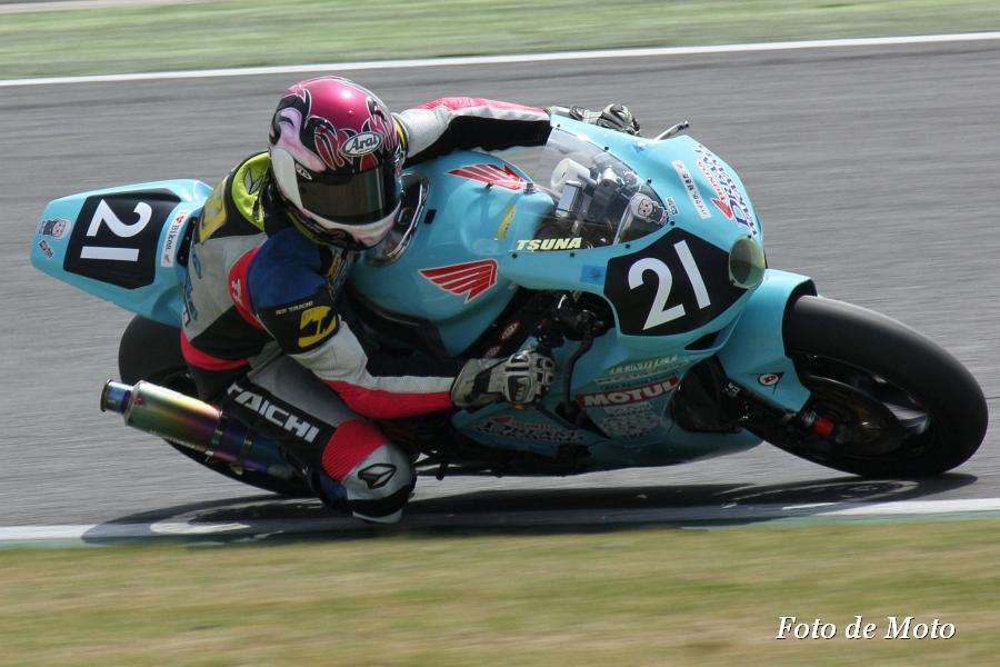 JSB1000 #21 HondaDREAMRT和歌山   西中 綱 Nishinaka Tsuna ホンダ CBR1000RR