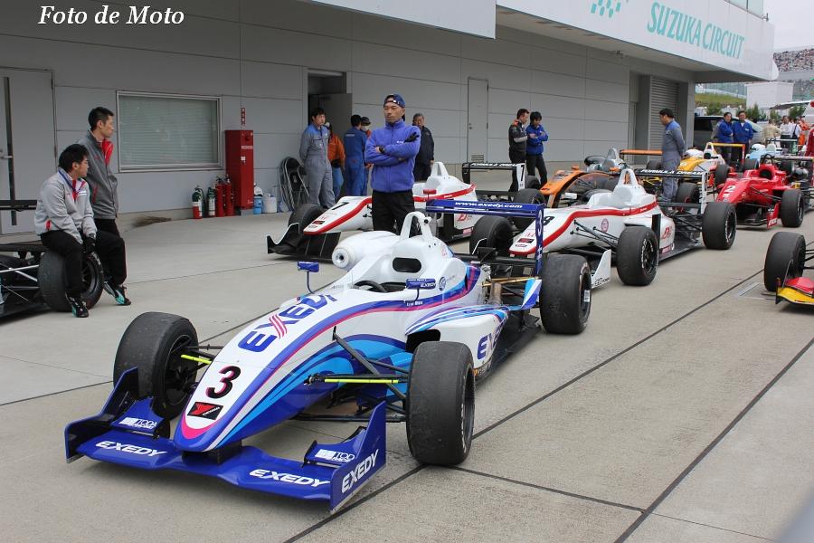 F3 レース後