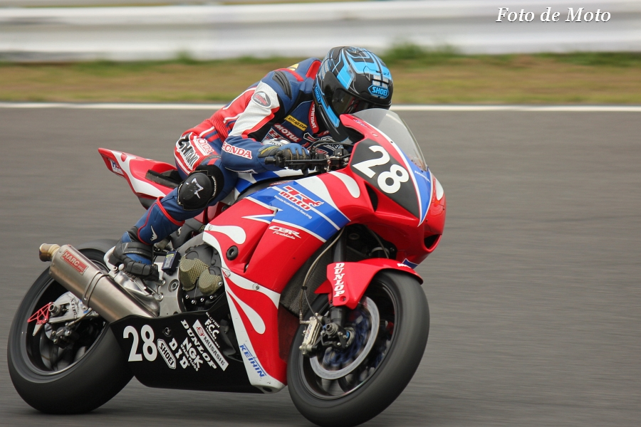 JSB1000 #28 Honda熊本レーシング   小島 一浩 ホンダ CBR1000RR