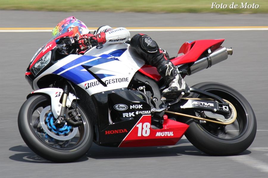 ST600 #18 Honda鈴鹿レーシング 日浦 大治朗 Hiura Daijiro CBR600RR