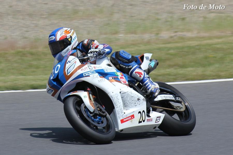 ST600 #20 TEAMしんたろう with KRT 中山 真太郎 Nakayama Shintaro CBR600RR