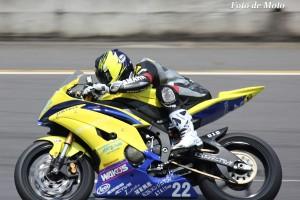 ST600 #22 AKENO SPEED 奥野 翼 Okuno Tsubasa YZF-R6