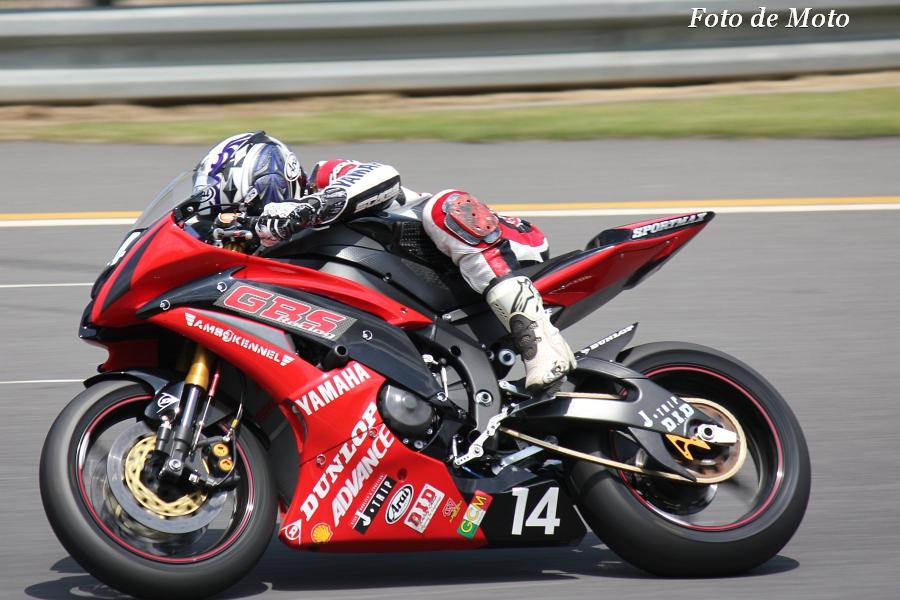 ST600 #14 GBSレーシング・YAMAHA  近藤 湧也 Kondo Yuya YZF-R6