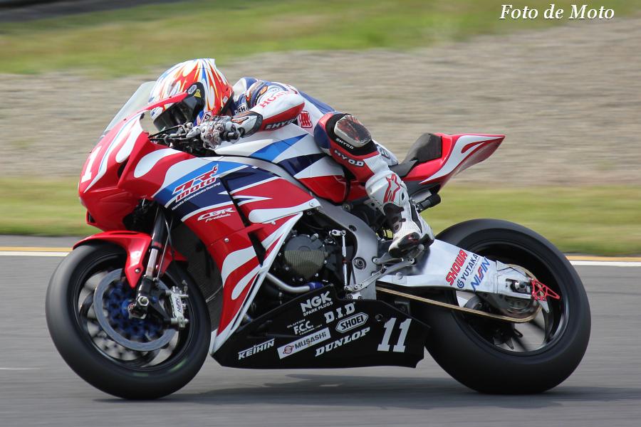 JSB1000 #11 Honda熊本レーシング 吉田 光弘 CBR1000RR