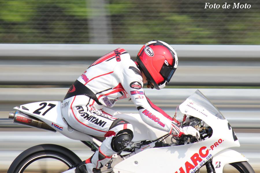 J-GP3 #27 CLUB HARC-PRO 栗原 佳祐 Kurihara Keisuke NSF250R