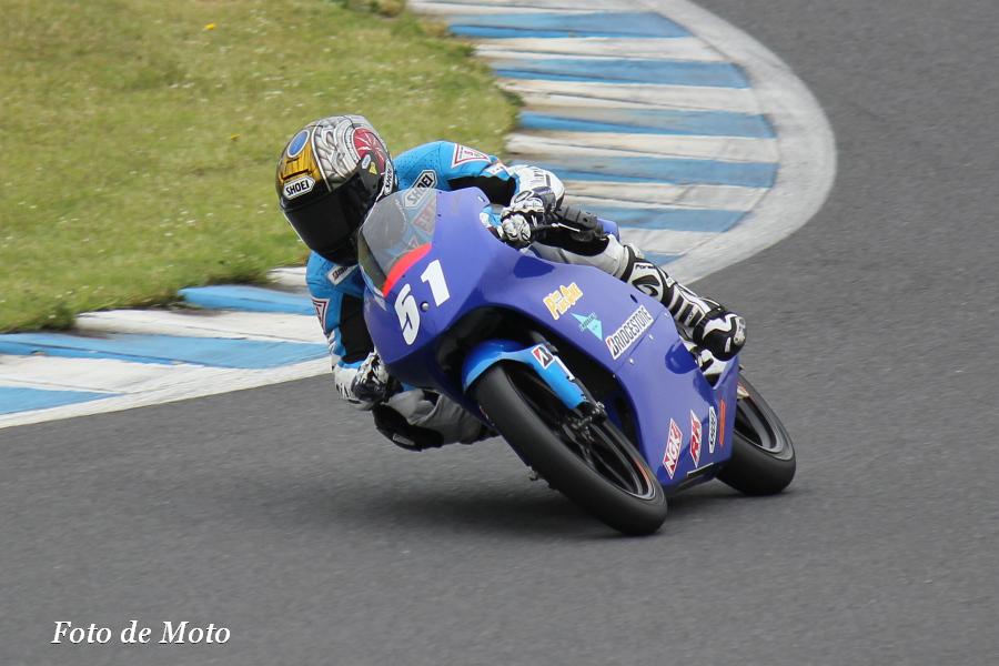 J-GP3 #51 PLUSONE&渉太郎&48 岡田 義治 Okada Yoshiharu NSF250R
