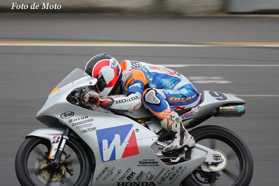 J-GP3 #9 ウイダーHot Racing.iF 北見 剣 Kitami Truguri NSF250R